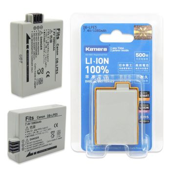 Kamera Canon LP-E5 高容量相機鋰電池