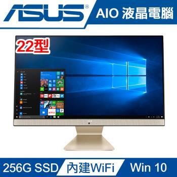 ASUS華碩桌上型AIO電腦V221IDUK-335BA001T