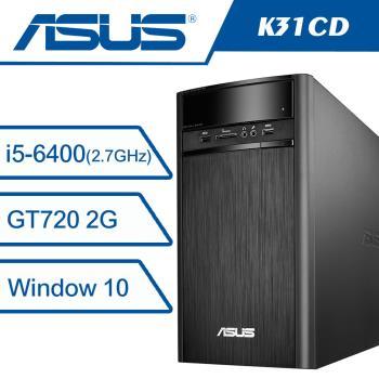 ASUS華碩桌上型電腦K31CD-0031A640GTT