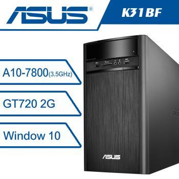 ASUS華碩桌上型電腦K31BF-0021A780GTT