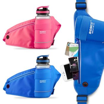 AISURE 簡單帥氣 6寸以下手機可以用水壺運動腰包 For iPhone 7 Plus