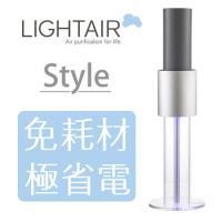 送水冷扇★瑞典 LightAir IonFlow 50 Style精品空氣清淨機