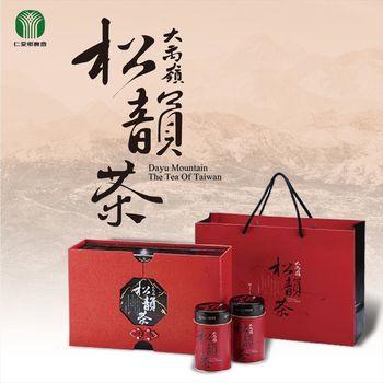 [仁愛農會]  大禹嶺松韻茶3罐(100g/盒)