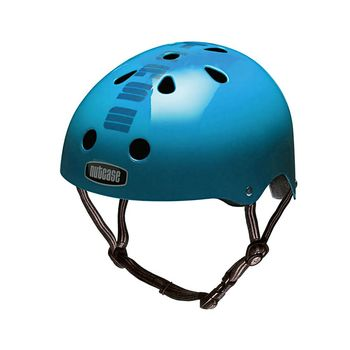 【hilltop山頂鳥】NUTCASE彩繪安全帽T41X02-2029/BLUE SKY