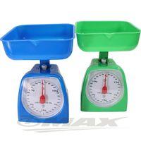 OMAX簡易型烘焙3KG料理秤206-1入(顏色隨機)