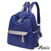 【Lemio】超輕量 防潑水牛津布 後背包