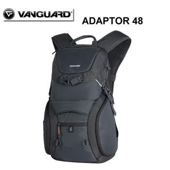 精嘉 Vanguard ADAPTOR 48機動者雙肩後背相機包(公司貨)~送蔡司拭鏡紙一盒50入
