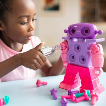 Educational Insights - Design Drill天才工程師 - 搖滾機器人