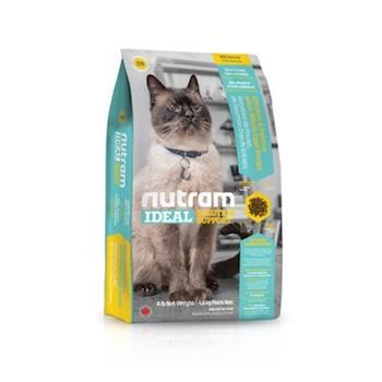 Nutram紐頓 I19三效強化貓 貓飼料 雞肉鮭魚 1公斤*1包