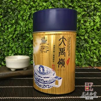 名池茶業 台灣之最壺器甄品手採大禹嶺高冷烏龍茶4件組