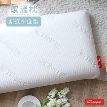 R.Q.POLO  My Angel Pillow 涼感感溫枕 (舒適型) 記憶釋壓 枕芯枕頭 (1入)