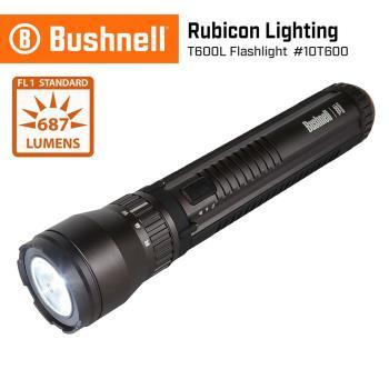 【Bushnell】Rubicon 戶外照明 687流明 T600L 高亮度LED保全防爆手電筒 10T600 (公司貨)