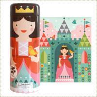 美國Petit Collage - 存錢筒拼圖 - 皇家城堡