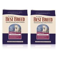 【BEST BREED】貝斯比 全齡犬 無穀鮭魚+蔬果配方 1.8公斤 X 2包