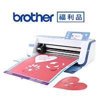 《福利品》日本[brother]  CM550DX ScanNcut 掃圖裁藝機