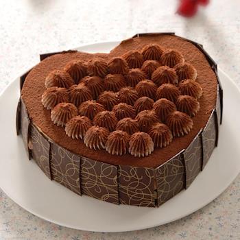 亞尼克 甜心提拉-6吋蛋糕