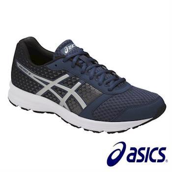 ASICS 亞瑟士 PATRIOT 8 男健康慢跑鞋 運動鞋(T619N-5093)