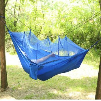 戶外 露營 休閒 防蚊吊床