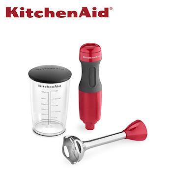 KitchenAid手持料理棒經典紅3KHB1231TER