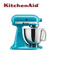KitchenAid桌上型攪拌機(冰晶藍)3KSM150PSTCL