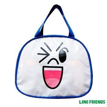 【LINE FRIENDS】造型便當袋(三款 LI5357)
