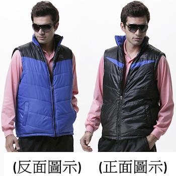 【SAIN SOU】防寒保暖雙面鋪棉背心T25125