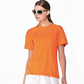 【SAIN SOU】台灣製吸濕排汗T恤(女版)T16513-05