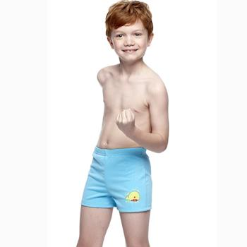 【SAIN SOU】MITSPA/泡湯專用兒童三分泳褲附泳帽A62402-06