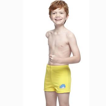 【SAIN SOU】MITSPA/泡湯專用兒童三分泳褲附泳帽A62402-04
