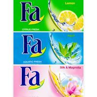 德國 Fa花滋 潤膚香皂-3款(175g)*48/箱購