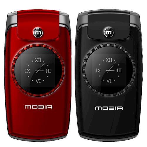 【MOBIA】M900 雙螢幕2.4吋3G折疊手機(無照相)