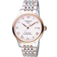 TISSOT天梭 Le Locle 80小時動力儲存機械錶 T0064072203300