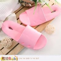 魔法Baby 拖鞋 軟Q防滑舒適室內外通用拖鞋~sd0228