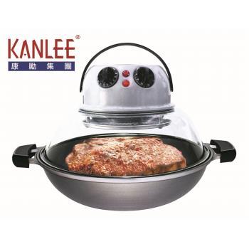 【康勵Kanlee】不鏽鋼多功能烘烤爐KL-B-360L