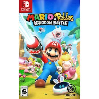 Nintendo Switch 瑪利歐+瘋狂兔子 王國之戰 – 英文版