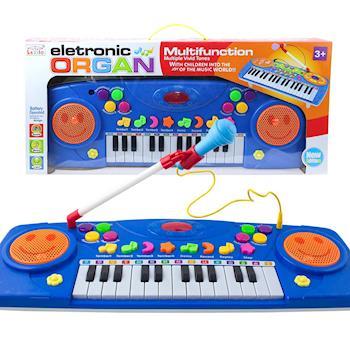 【瑪琍歐玩具】二十五鍵帶話筒電子琴