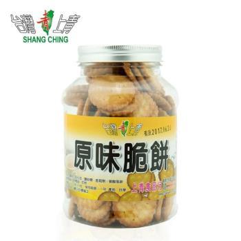 台灣上青 黑糖脆餅5罐+原味脆餅5罐 (150g/罐)