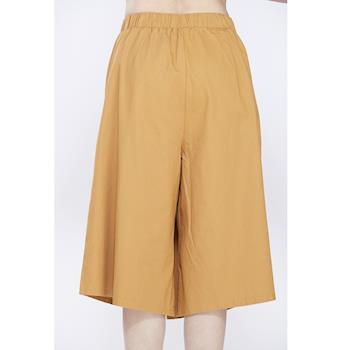 蘭陵100%純棉簡約造型褲裙組