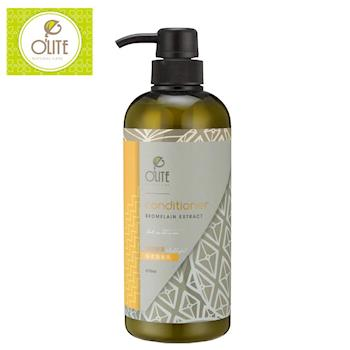 歐莉特OLITE 鳳梨酵素絲柔潤髮乳(670ml)
