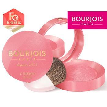 妙巴黎BOURJOIS-胭脂騷餅42晨露玫瑰2.5g