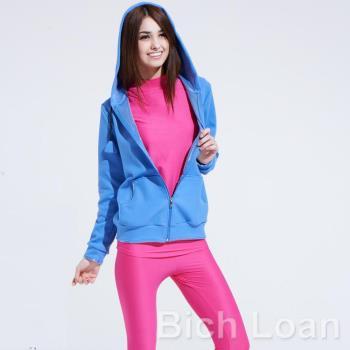 Bich Loan高科技鋁點蓄熱保暖外套-輕.薄.藍