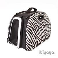 IBIYAYA依比呀呀 非洲大地寵物提包-斑馬(FC1206)