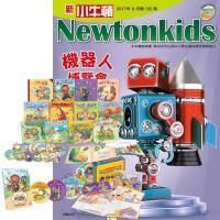 新小牛頓(1年12期)贈 動物EQ故事繪本(12書 + 12CD + 3DVD)+ 中國故事創意繪本(4書 + 4CD)