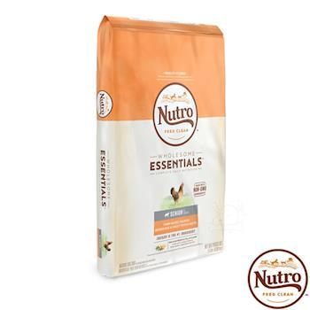 Nutro 美士 全護營養 高齡犬 狗飼料 (農場鮮雞+糙米+地瓜) 15磅*1包