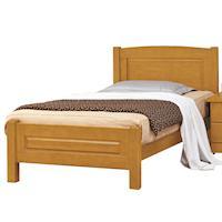 【顛覆設計】戴爾3.5尺單人床架(不含床墊、床頭櫃)