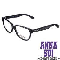 Anna Sui安娜蘇日本Dolly Girl系列水鑽百搭款‧黑 DG509-001