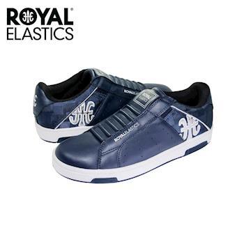 【Royal Elastics】男-Icon Alpha 休閒鞋-藍(02072-558)