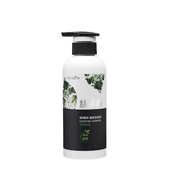台鹽生技60植萃強效養護洗髮精
