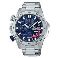 【CASIO】EDIFICE  MEW MAN 粗獷三眼三針錶 (EFR-558D-2A)