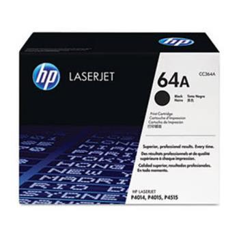 《印象深刻3C》HP 64A 原廠碳粉匣 CC364A (10,000張) 適用 HP LJ P4014/P4015/P4515(10,000張) 雷射印表機